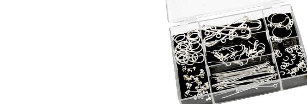Elementi per la creazione di gioielli