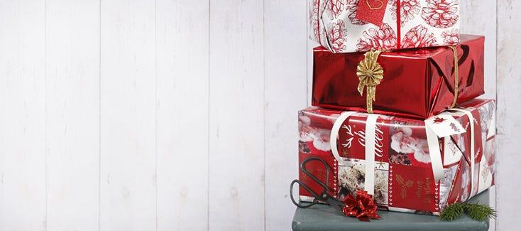 Regali e confezioni natalizie e regalini per calendario dell'Avvento