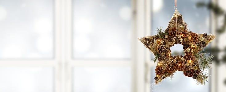 Decorazioni di Natale da appendere