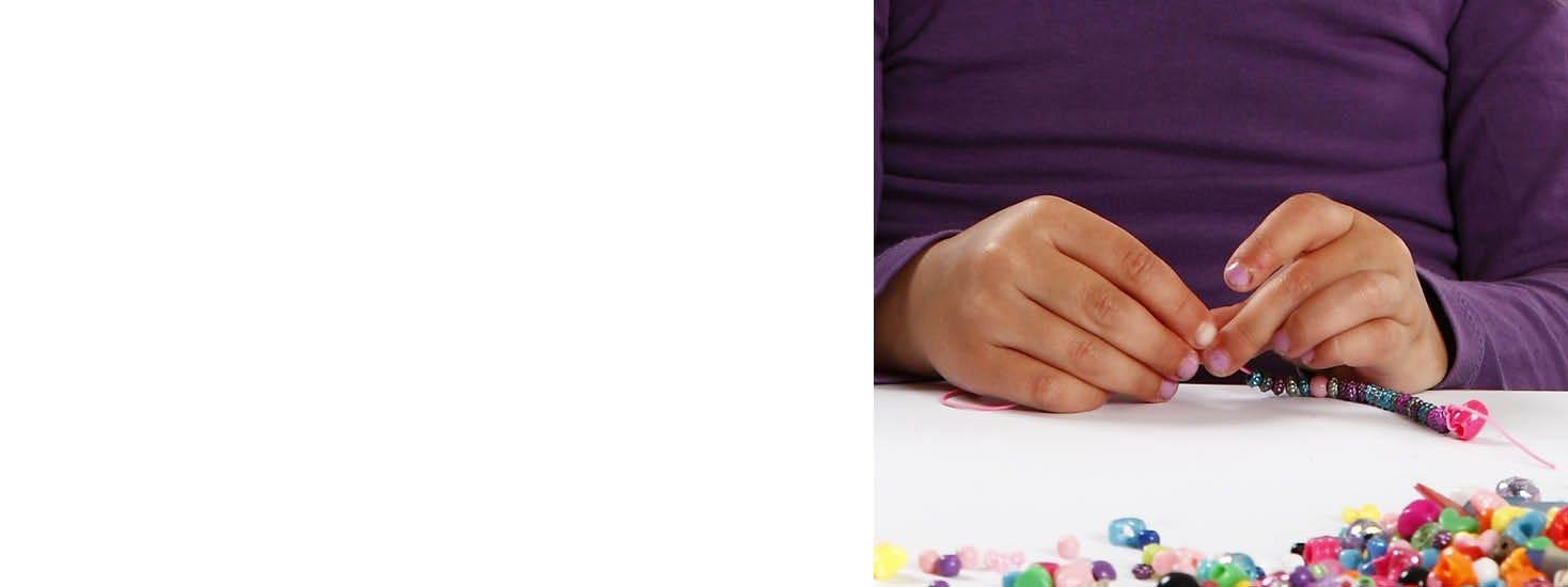 Gioielli fatti a mano per bambini