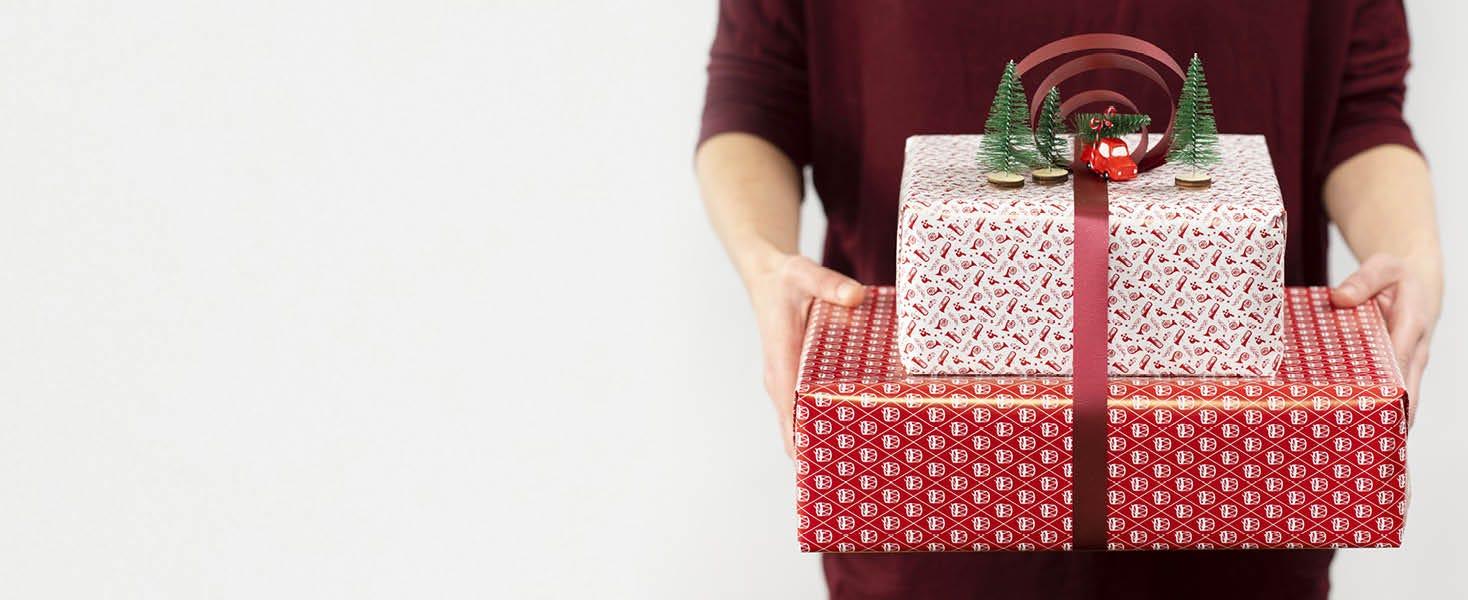 Confezioni Per Regali Di Natale.Idee Creative Per Confezioni Per Regali Di Natale Fai Da Te Confezioni Per Regali Di Natale