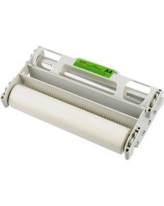 Cartuccia di ricambio per laminatore, permanente, L: 21 cm, 12 m/ 1 rot.