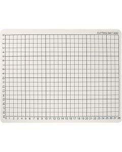 Tappetino per tagliare, misura 22x30 cm, spess. 3 mm, 1 pz