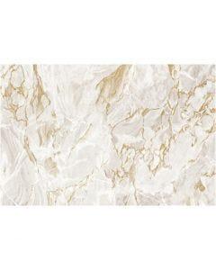 Pellicola autoadesiva , marmo, L: 45 cm, marrone, 2 m/ 1 rot.
