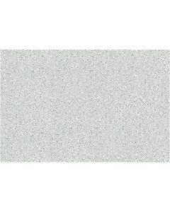Pellicola autoadesiva , grafite fine, L: 45 cm, grigio, 2 m/ 1 rot.
