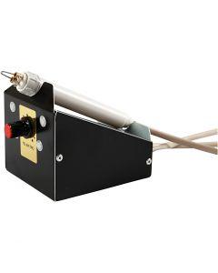 Kit pirografia GS-1E, 400-450 °C, 1V - 25W, 1 pz