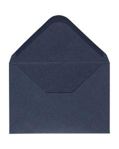 Busta, dim. busta 11,5x16 cm, 110 g, blu, 10 pz/ 1 conf.