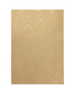 Carta, A4, 210x297 mm, 80 g, oro, 20 fgl./ 1 conf.