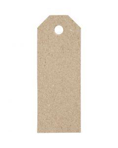 Etichette Manilla, misura 3x8 cm, 220 g, 20 pz/ 1 conf.