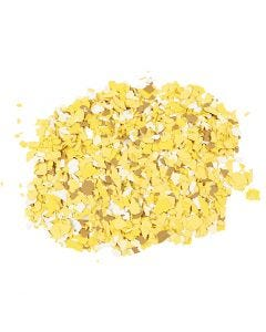 Scaglie marmorizzate, giallo, 90 g/ 1 vasch.