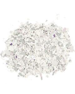 Scaglie marmorizzate, grigio chiaro, 90 g/ 1 vasch.