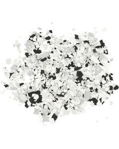 Scaglie marmorizzate, nero, 90 g/ 1 vasch.