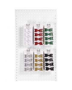 Fiocchi in carta, misura 31x85 mm, 6x10 conf./ 1 conf.