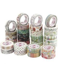 Masking Tape, L: 15 mm, 180x10 m/ 1 conf.