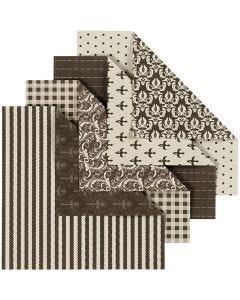 Carta origami, 50 fgl. asst./ 1 conf.