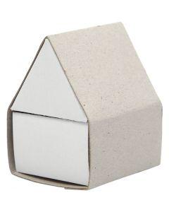 Scatola di fiammiferi, misura 5,5x4,8x6,5 cm, 10 pz/ 1 conf.