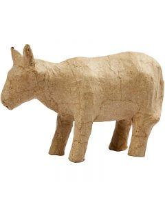 Mucca, H: 8 cm, L: 13 cm, 1 pz