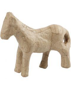 Cavallo, H: 12 cm, 1 pz