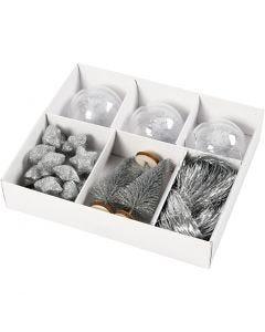 Decori regalo, magico, diam: 5 cm, 5 asst./ 1 conf.