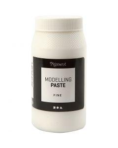 Impasto pigmentato modellabile, fine, 500 ml/ 1 vasch.