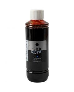 Silk Royal, sienna, 250 ml/ 1 bott.