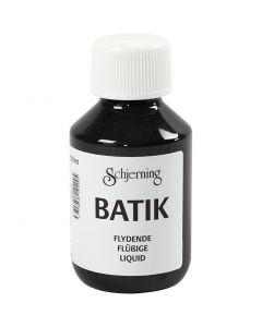Tinta per tessuto, nero, 100 ml/ 1 bott.