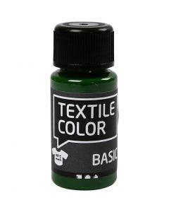 Colore per tessuti, verde oliva, 50 ml/ 1 bott.