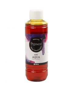 Acquerello liquido, giallo, 250 ml/ 1 bott.
