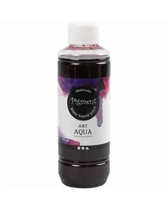 Acquerello liquido, rosa, 250 ml/ 1 bott.