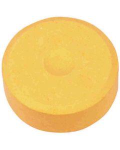 Acquerelli, H: 16 mm, diam: 44 mm, arancio chiaro, 6 pz/ 1 conf.