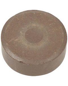 Acquerelli, H: 19 mm, diam: 57 mm, marrone, 6 pz/ 1 conf.