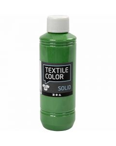 Base per tessuti, opaca, verde brillante, 250 ml/ 1 bott.