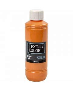 Base per tessuti, opaca, arancio, 250 ml/ 1 bott.