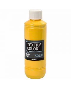 Base per tessuti, opaca, giallo, 250 ml/ 1 bott.
