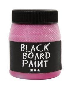 Pittura lavagna, rosa, 250 ml/ 1 conf.