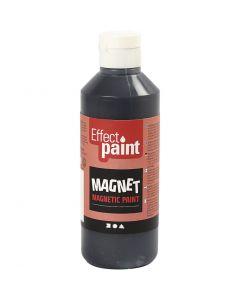 Pittura magnetica, nero, 250 ml/ 1 bott.
