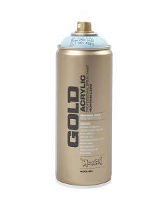 Vernice spray, azzurro, 400 ml/ 1 vasch.