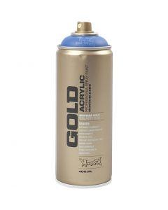 Vernice spray, blu, 400 ml/ 1 vasch.
