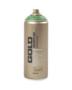 Vernice spray, verde, 400 ml/ 1 vasch.