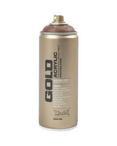 Vernice spray, marrone, 400 ml/ 1 vasch.