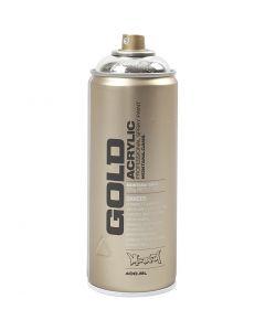 Vernice spray, argento, 400 ml/ 1 vasch.