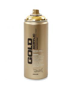 Vernice spray, oro, 400 ml/ 1 vasch.