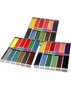 Matite colorate Colourtime, colori asst., 576 pz/ 1 conf.