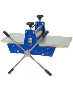 Pressa per stampa a blocchi, misura 40x70 cm, 1 pz