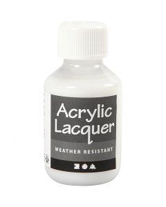 Vernice acrilica, 100 ml/ 1 bott.