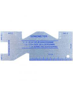 Calibro per misure, 1 pz
