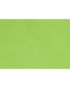 Feltro creativo, A4, 210x297 mm, spess. 1,5-2 mm, verde chiaro, 10 fgl./ 1 conf.