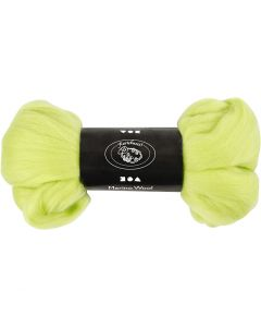 Lana, spess. 21 my, verde lime, 100 g/ 1 conf.