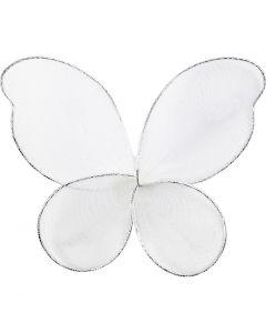 Ali da angelo, misura 7,5x5,5 cm, 6 pz/ 1 conf.