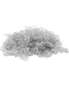 Capelli ricci, grigio chiaro, 15 g/ 1 conf.
